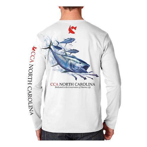 CCA NC Tuna Squid