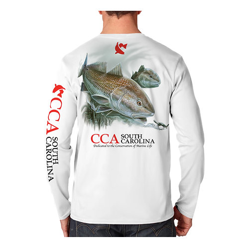 CCA SC Redfish