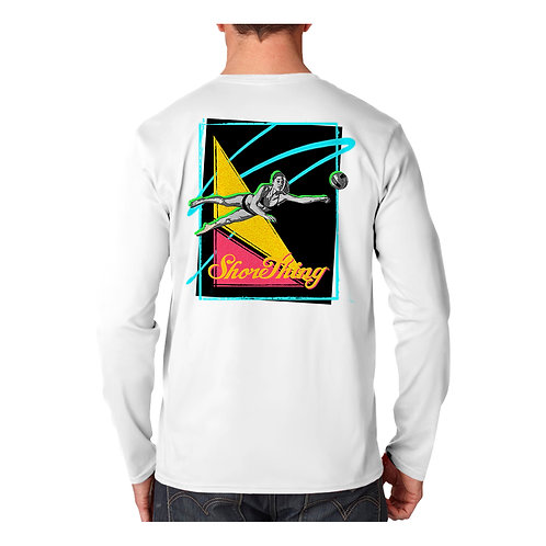 80's Volly Dive Performance Shirt