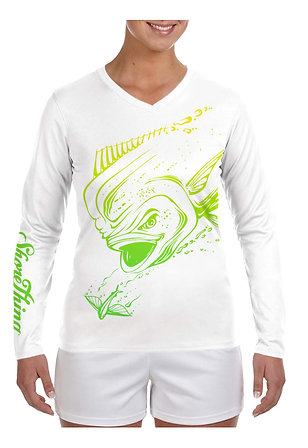 Mahi Wrap Performance Shirt
