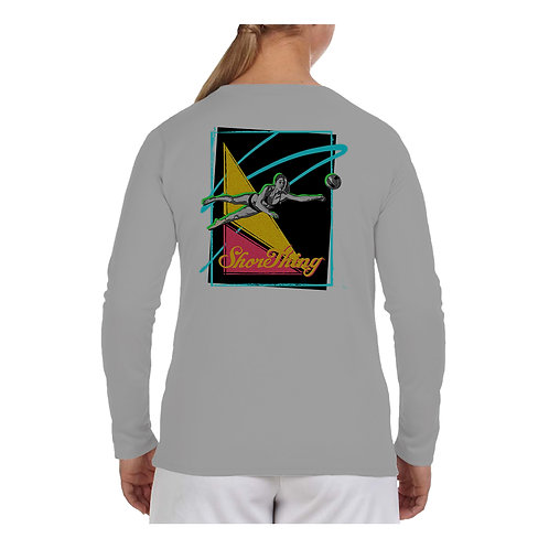 80's Volley Dive Performance Shirt