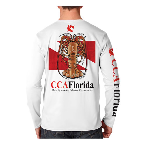 CCA FL LOBSTER FLAG