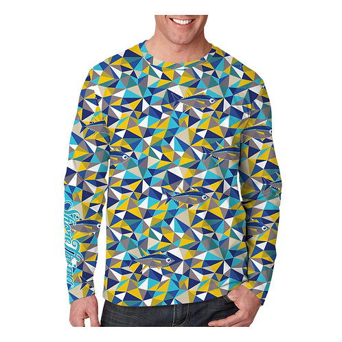PolyCamo Tuna Performance Shirt