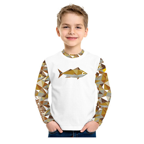 PolyCamo Redfish Performance Shirt