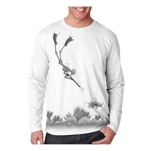 Dive Skeleton Performance Shirt