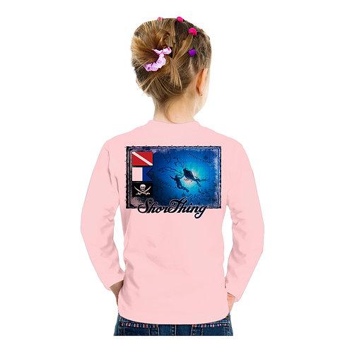 Dive Map Performance Shirt