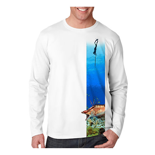 Dive Down Hogfish Shirt