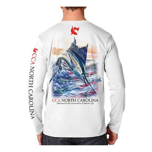 CCA NC Sailfish Flag
