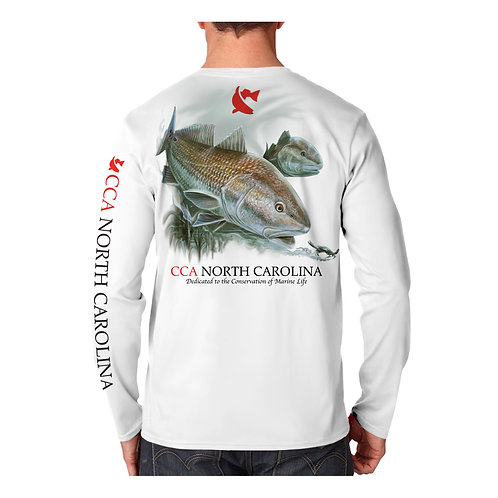 CCA NC Redfish