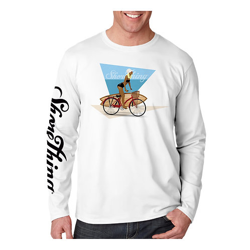Bike Girl Performance Shirt