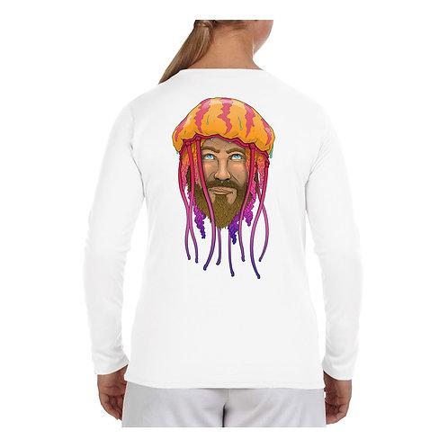 Wipeout Willie Jellyfish Performance Shirt