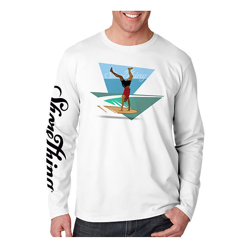 Handstand Guy Performance Shirt