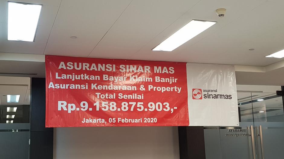 Testimonial Klien PT. Dritama Brokerindo saat mengunjungi acara di PT. Sinar Mas 5 Februari 2020