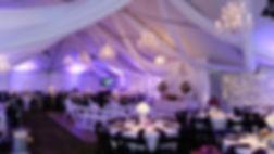 Wedding up lighting