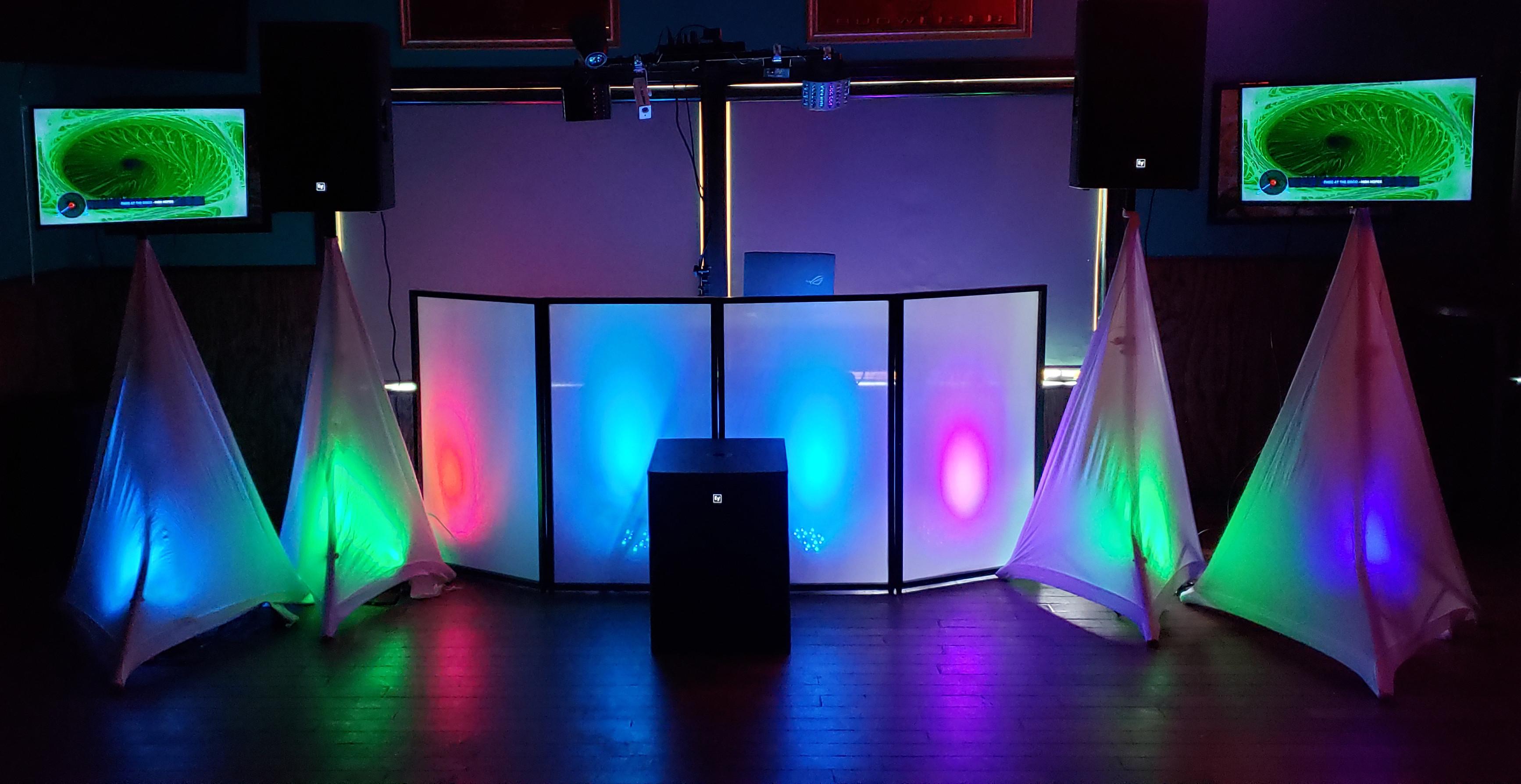 DJ & Entertainment Silver (100+)