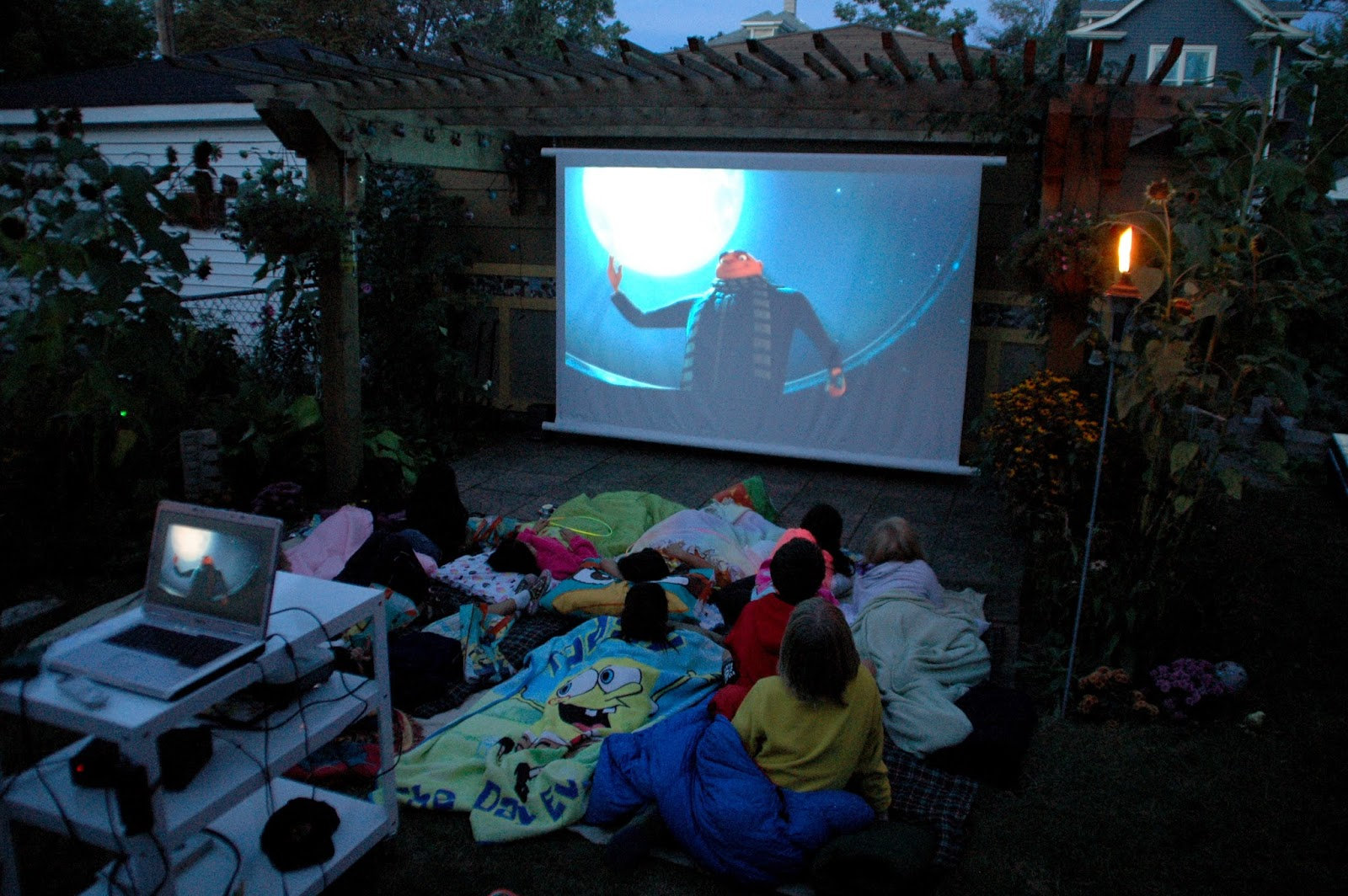 Movie Night Weekends