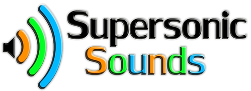 Supersonic Sounds Logo