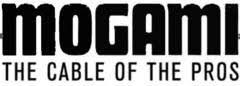DJ brand Mogami pro cable logo