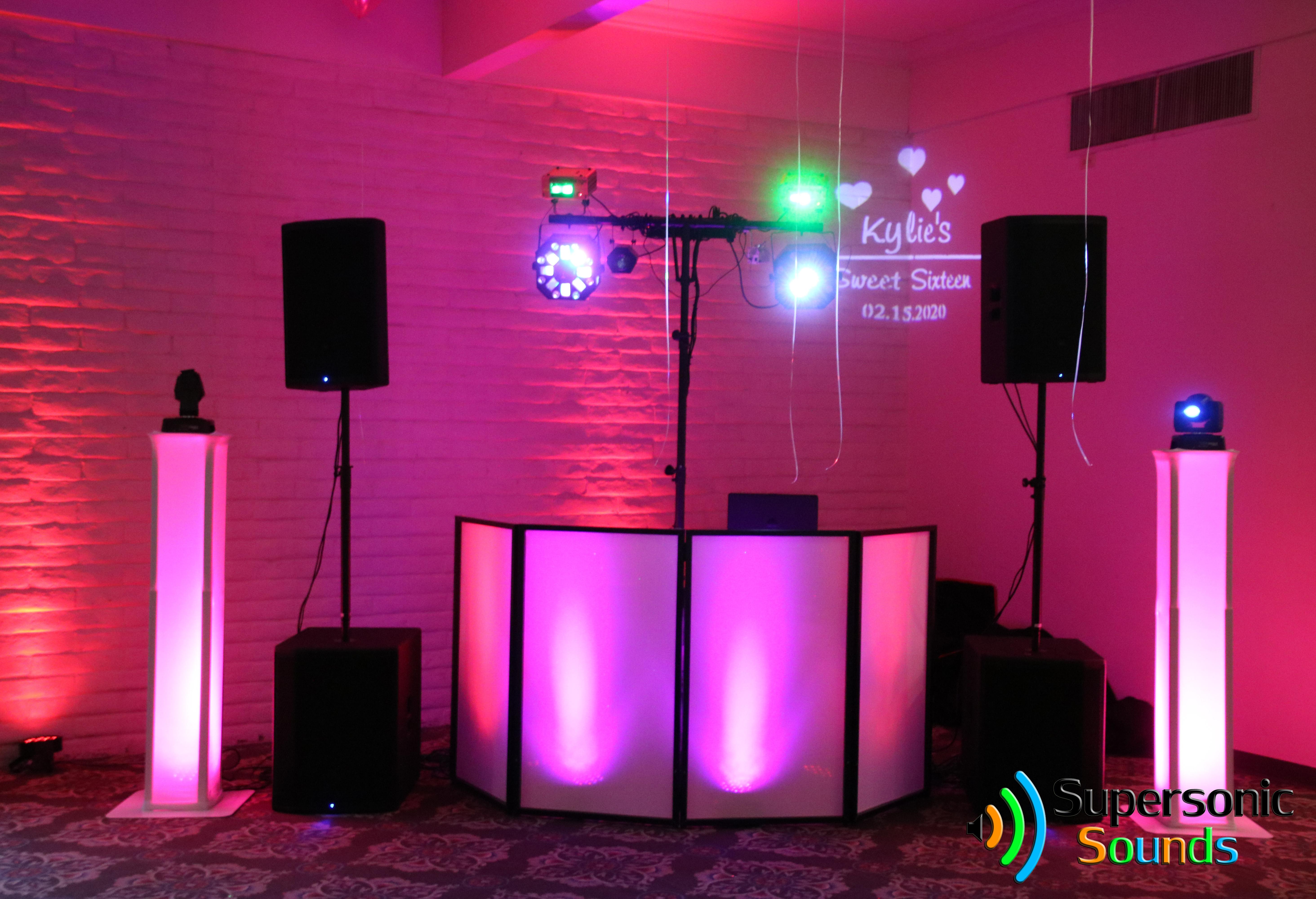 DJ & Entertainment Diamond (150+)