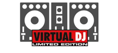 DJ brand Virtual DJ logo