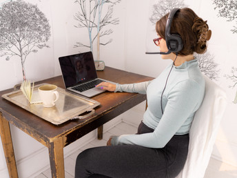 Introducing Telehealth: Video Conferencing Calls from Your Therapist