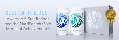 Usana Essentials Supplements and Antioxidants