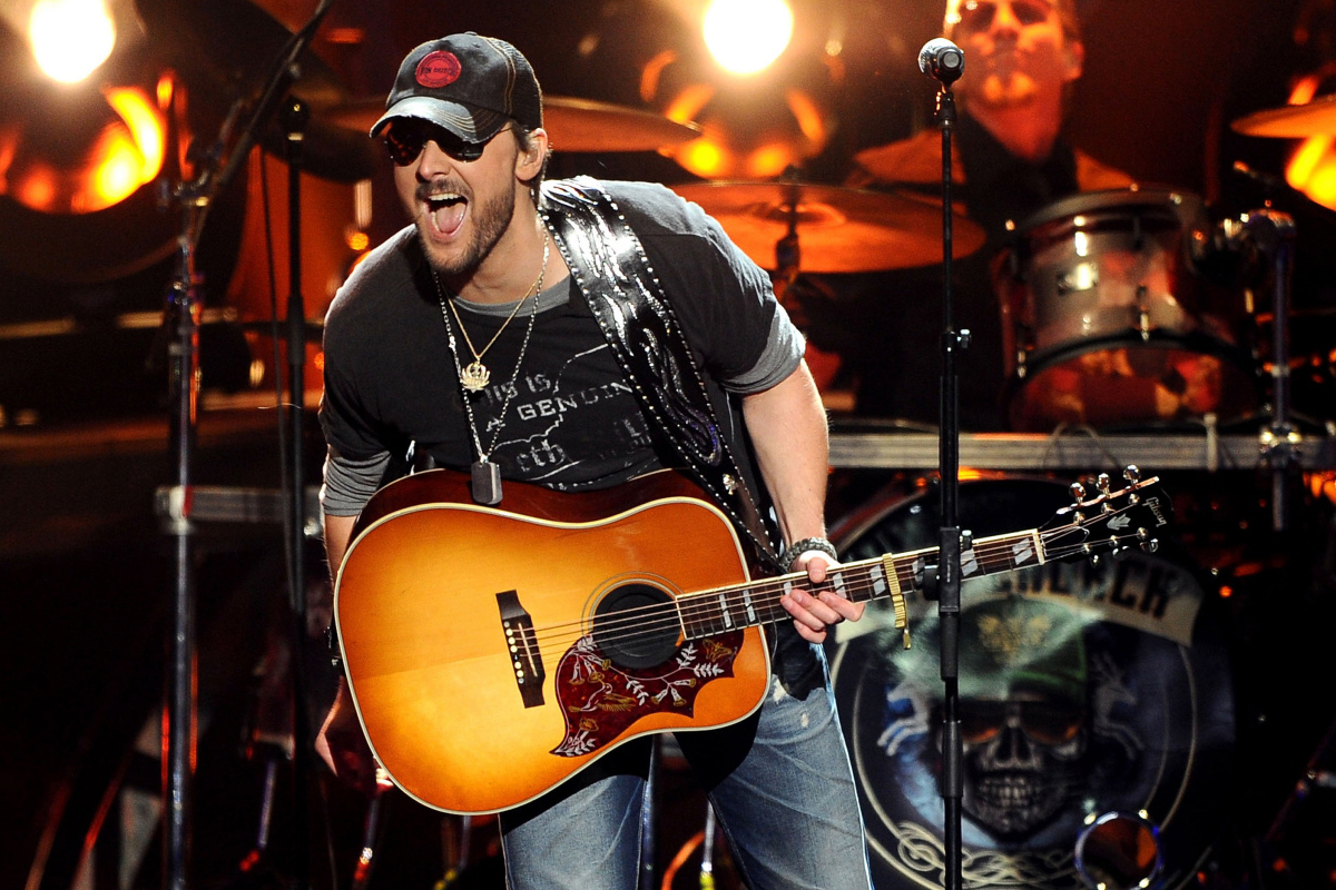 Eric Church at ACM Festival