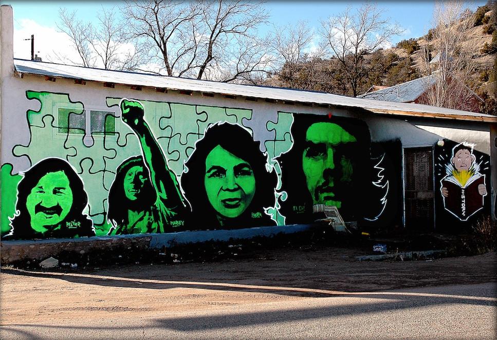 Revolutionary  Mural