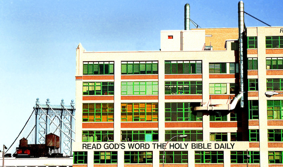 Bible Daily Building