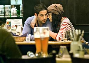 Couple At Hofbrahaus