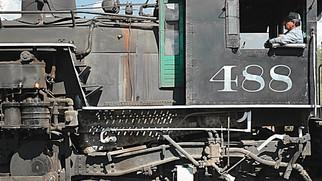 Steam Engine 488