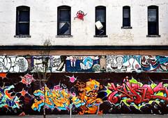 Vanity Mural