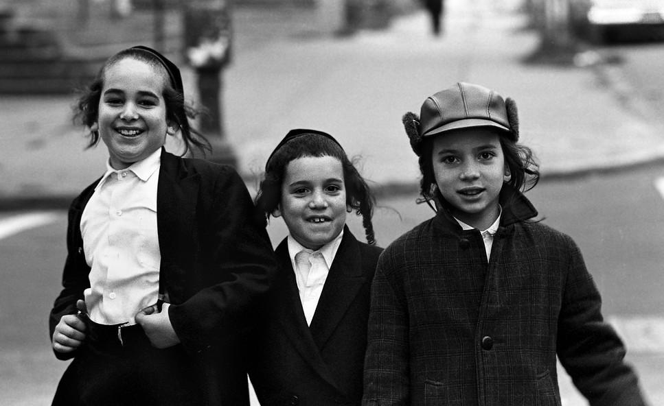 Jewish Boys, New York, 1960's