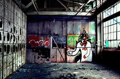 Graffiti Clown