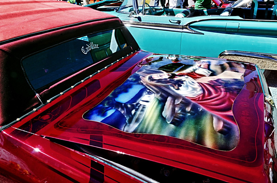 Jesus Cadillac