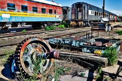 Retired Commuter Trains