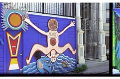 Birth Mural
