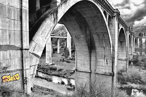 Gray Stone Bridge