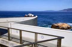 Ocean Off White Balcony