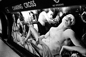 Charring Cross / BW
