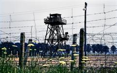 Machine Gun Tower - East Berlin, 1966