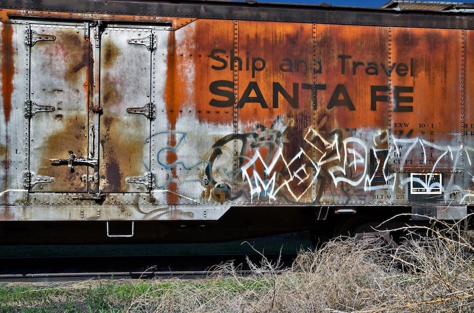 Old Rail Car