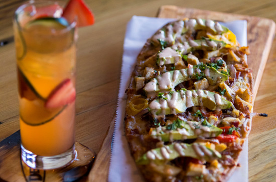 Derailed Flatbread