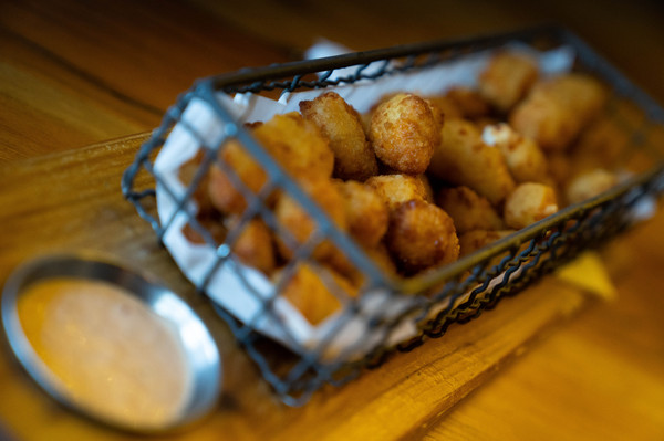 DPH Cheesey Curds