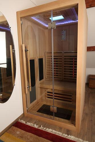 Sauna infrarouge 2 places chez Altair