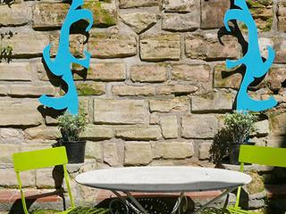 Déco habillage de jardin en métal HABILLAGE MURAL