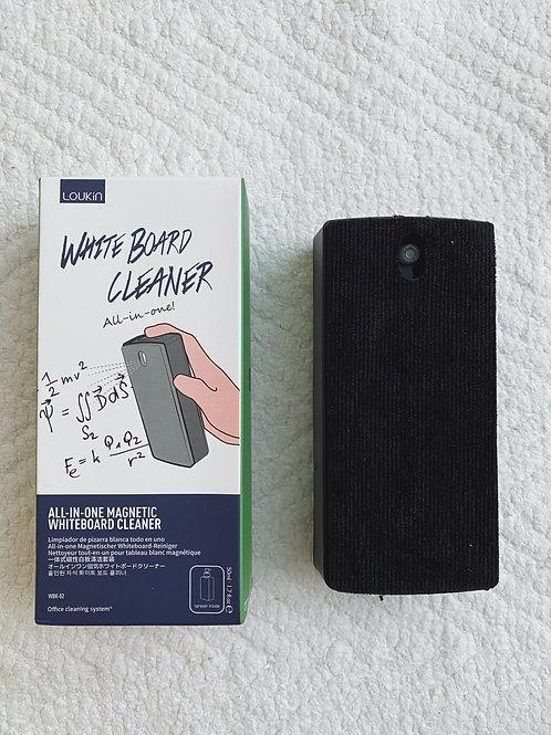 Magnetic Whiteboard Duster w/Spray