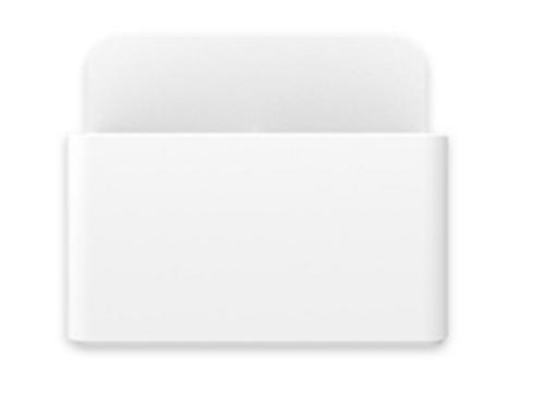 Magnetic Marker Holder (White)