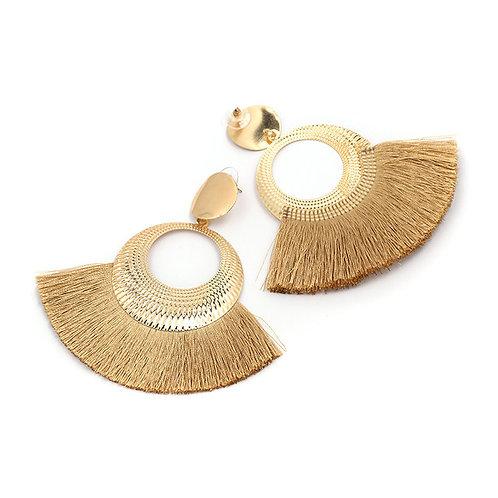 Demi Tassel Earrings
