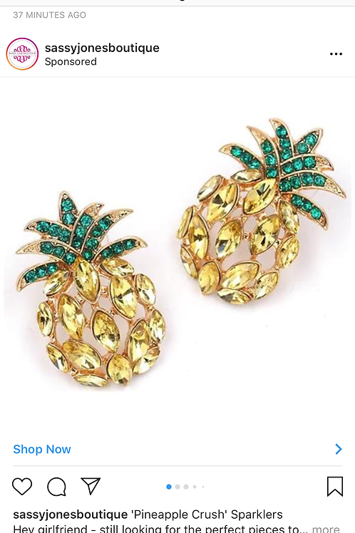 Crowned Pineapple